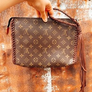 Louis Vuitton Wristlet Pouch
